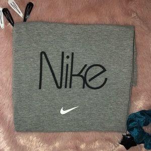 Gray Nike T-Shirt x-small